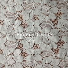 59 Inchs Wide Stretch Lace Fabric For Curtain For Garment
