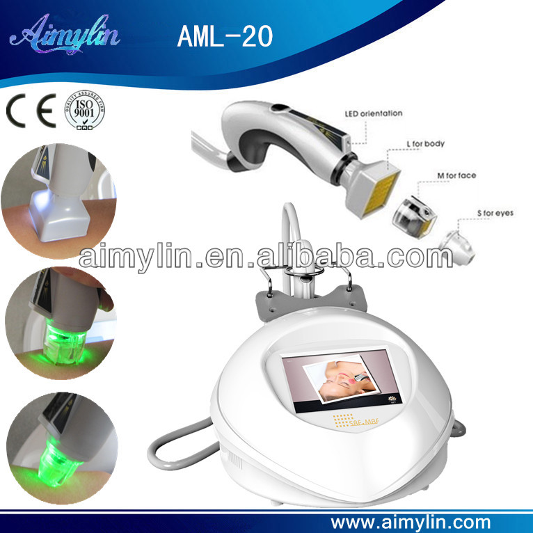 Micro needle fractional rf system for skin tightening