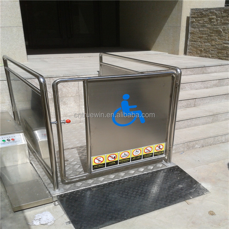 hydraulic outdoor wheelchair lift wheel chair lift buy wheelchair