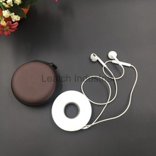 Earphone Wire Storage Box Organizer Data Line Cables Storage Container Case Earbuds