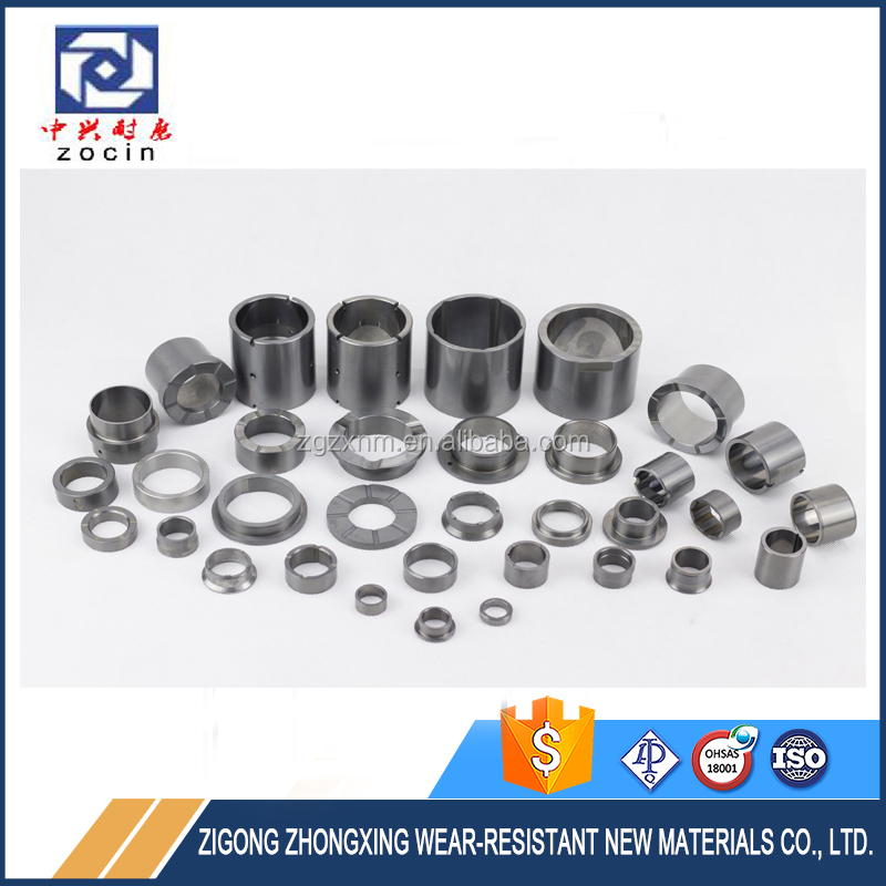 Professional Cemented Carbide Axle Sleeve