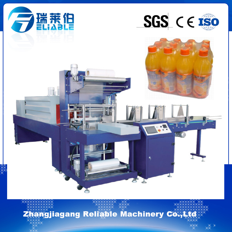 High Speed Automatic Shrink Wrapping Machine In Reliable