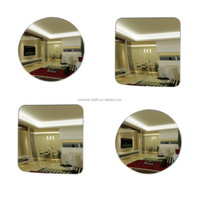 Wholesales High Quality Decorative Acrylic Convex Mirror