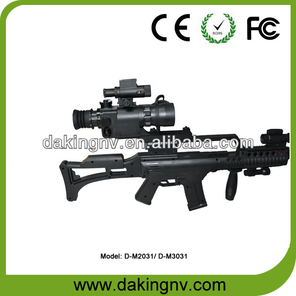 military and hunting tactical rifle scope red dot weapon sight night vision