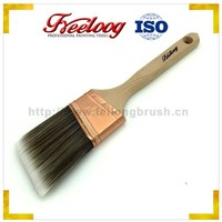 High end purdy 168 filaments paint brush, free sample personalized paint brush