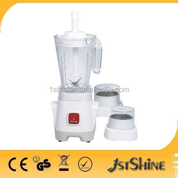 1.25L plastic Jar good quality electric 3 in 1 blender 248