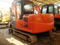 used Doosan Mini crawler excavator DH60-7, original from South Korea for sale, cheap