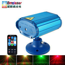 Hot sale RG mini led party light Twinkling start effect Christmas laser projector