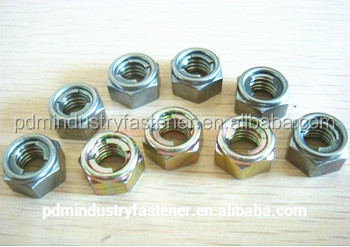 Hexagon All Metal Lock Nut