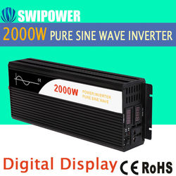 Strong quality frequency inverter single phase motor solar panels for home use and inverter