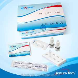 Streptococcus A group infection rapid diagnostic test kit
