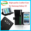 Cute Wallet Leather Case for Samsung Galaxy S3 S3 mini
