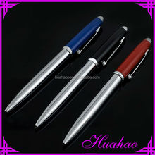 Good gift for lady advertising ball pen and promotional metal pen, metal ballpoint pen