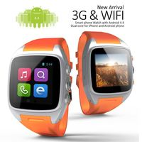 Wifi smart watch 2015 with camera, 3G network mobile watch phones, bulk wholesale gv08 smart watch