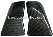 Carbon fiber airbox cowl for Kawasaki