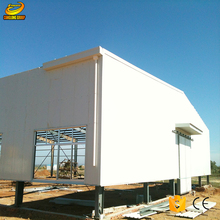 Pre built construction two storey office building