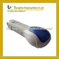 5V 1A car charger, USB car charger for mobile phone