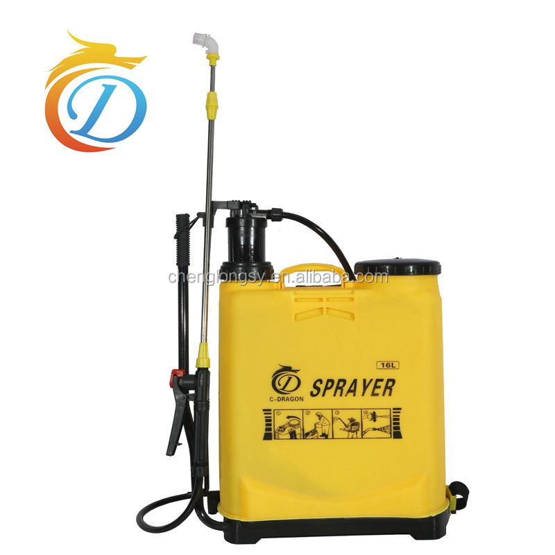 Factory price modern 16 liters agriculture knapsack hand sprayer