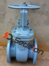 soft seat cast iron gate valves class 125