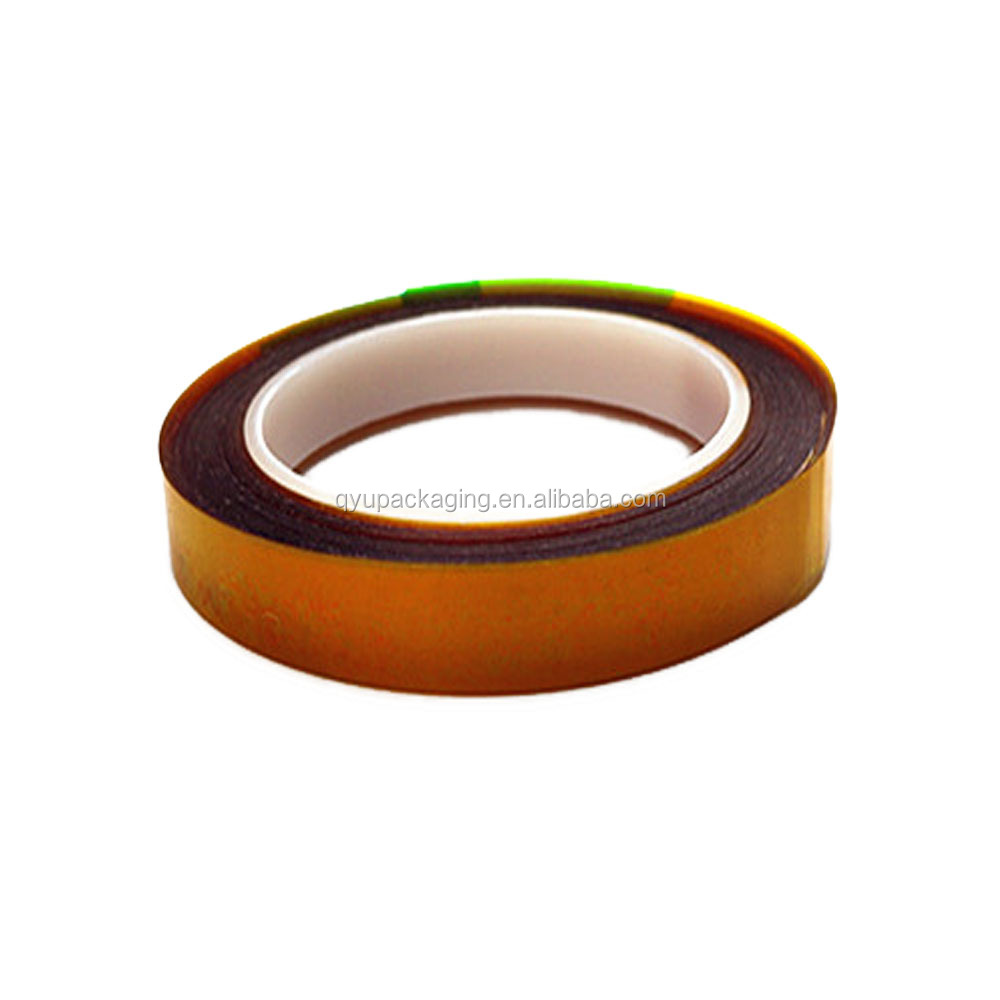 Double side polyimide tape with high temperature resistance