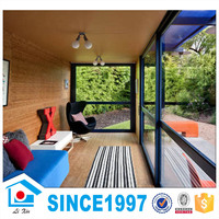 Fully Customise Flat Pack One Floor Comfortable Luxury Holiday Container House
