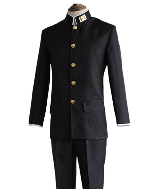 wholesale different types high school uniforms formal coat pant men suit design