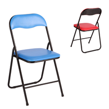 Wholesale High Quality Living Room Chairs Padded Metal Folding Chairs