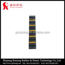 1000mm wall protector, rubber bumper for trolley