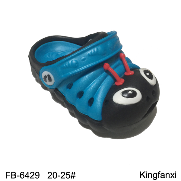 Flybird Shoes kids anti slip EVA clog