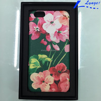high quality customized 3d silicone phone case cell phone case