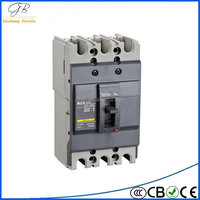4 pole 100A good quality circuit breaker control switch with undervoltage tripping device