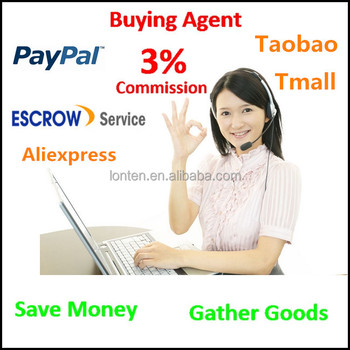 Taobao Agent, Paipai, Alibaba Chinese product service Agent service manager profession Escrow china buying agent