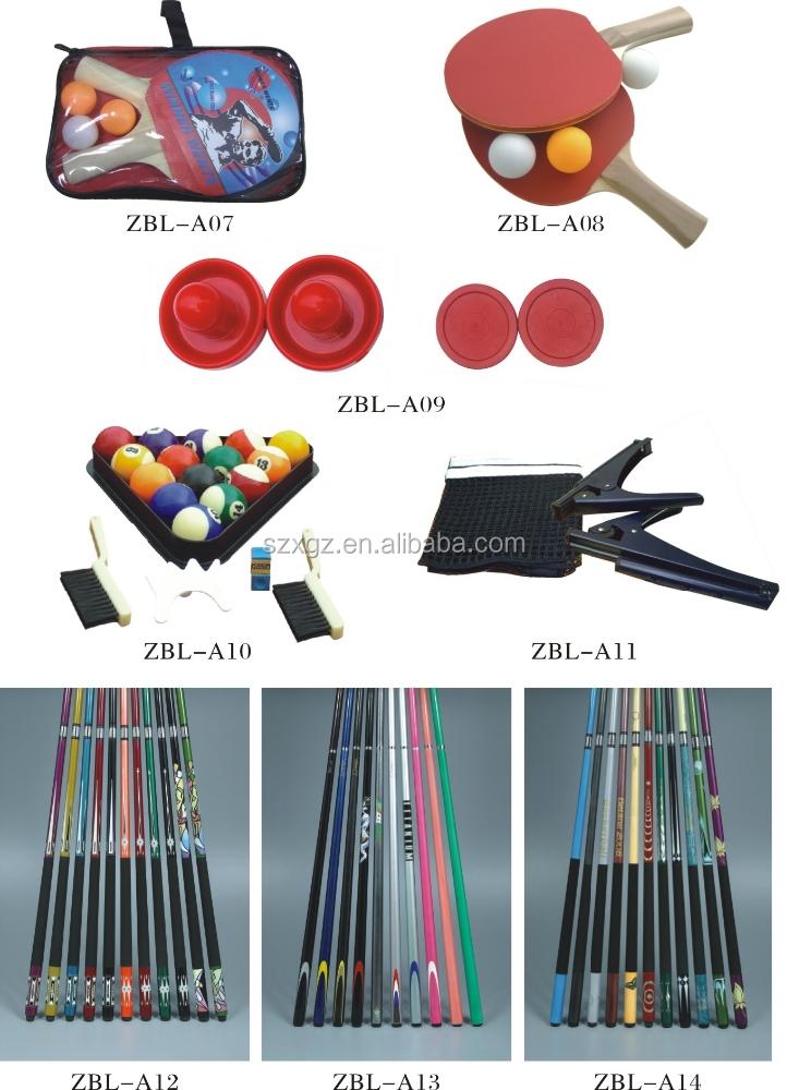 Goede kwaliteit biljart 7ft mdf pvc klein model te koop snooker en biljart tafels product id - Biljart te koop ...