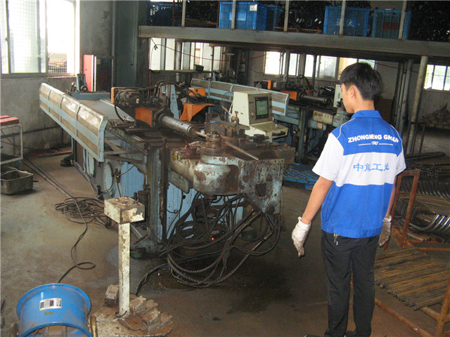 Chassis Material Bending