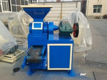 Coal/charcoal ovoid making machine/glass ash briquette machine