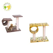 E-0006 Eco-Friendly Supplier cat scratching tree