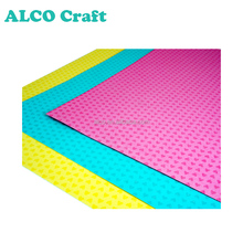A3 size colorful glitter cardstock paper wholesale for scrapbook decoration