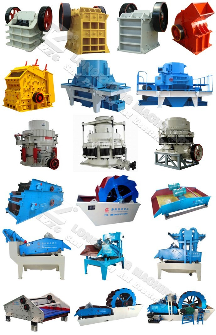 2017 hot sale sand recovery system exported to Indonesia