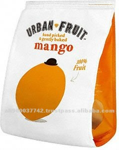 Dried Fruits Zipper Top Quad Seal Packaging Bags