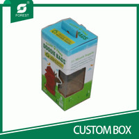 STRONG PET FOOD PACKING BOX