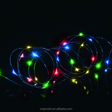 GD 2019 Home Decor Wedding Decoration LED Copper Wire Camping Light