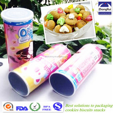 Custom airtight disposable food container with rolled edge top openning and aluminum foil lid