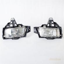 Car Driving Fog Light Lamp kit for toyota innova 2009 - 2011 with switch relay wire harness
