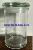 Glass Container for Candles