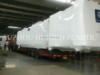 high performance large plastic storage bag for equipment