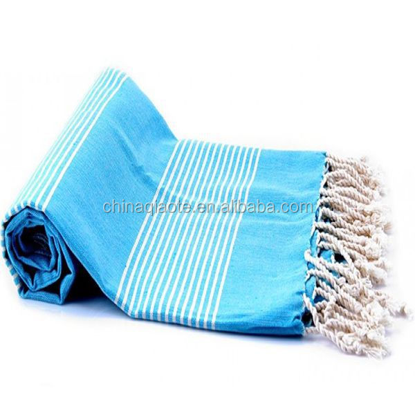 Factory supply turkish 100% cotton hand towel