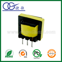 EE19 transformer 12v 230v 1000w in Mn-Zn PC40 ferrite core with best price