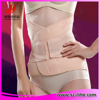 unusual high quality neoprene weight loss waist band/belly belt
