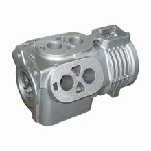 OEM resin sand refrigerant compressor cast iron housing