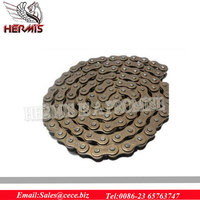 50cc Moped Motorcycle Roller Chain